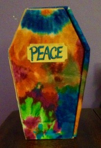 Peace Coffin