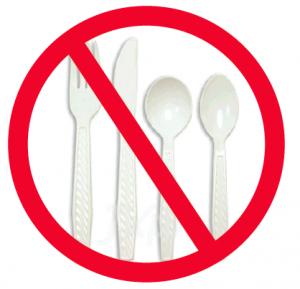 No Plastic Cutlery