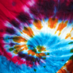 tie-dyed-for shroud