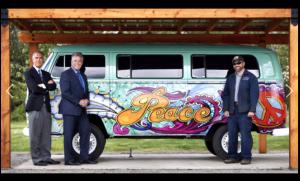 Hippie-bus-columbarium