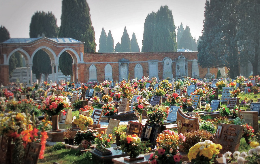 Isola-do-San-Michele_cemetery